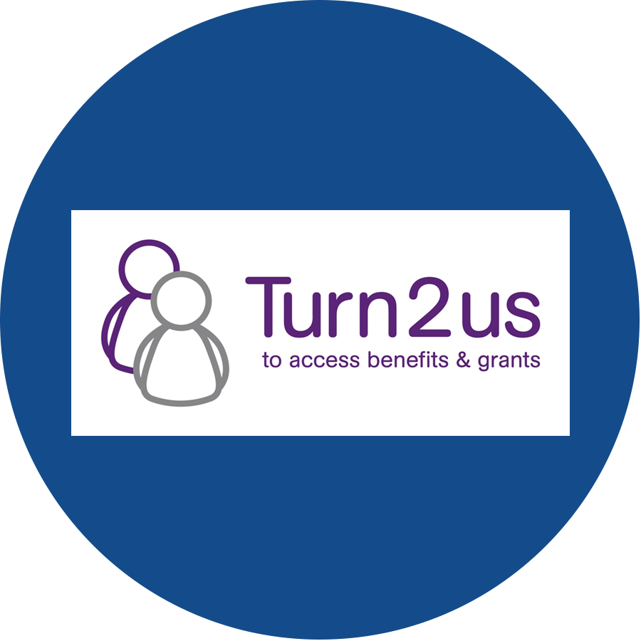 Citizens Advice Wandsworth the independent citizens advice bureau for people who live in the London borough of Wandsworth. Logo for Turn2Us