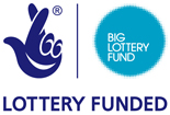 Funded by the National Lottery.