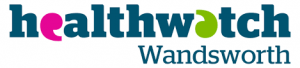 Health Watch Wandsworth Logo