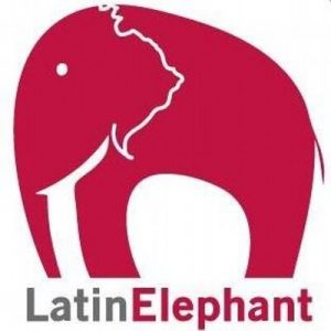 Latin Elephant Logo
