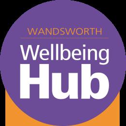 Wandsworth Wellbeing Hub Logo