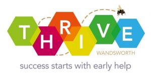 thrive Wandsworth logo