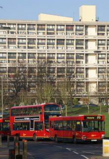 Roehampton Bus Stop