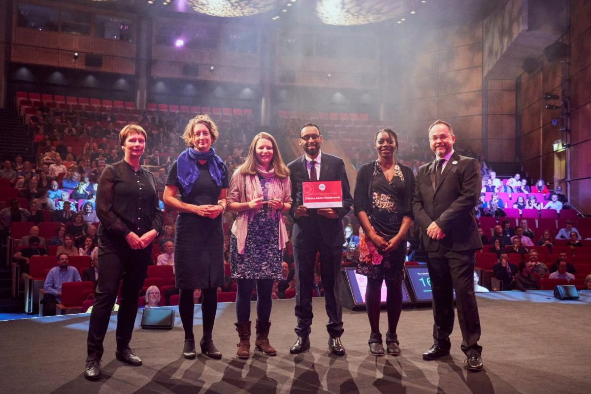 Championing Equality Award 2019